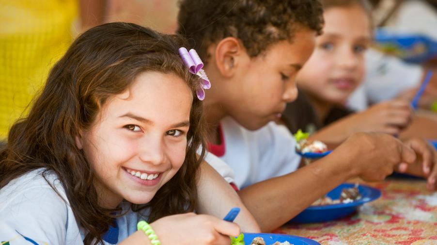 Reflexão e esclarecimento sobre a alimentação escolar