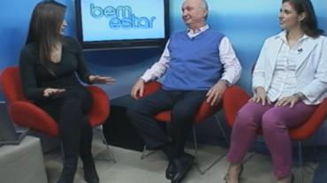 Bate-papo com Rachel Francischi e o endocrinologista Alfredo Halpern