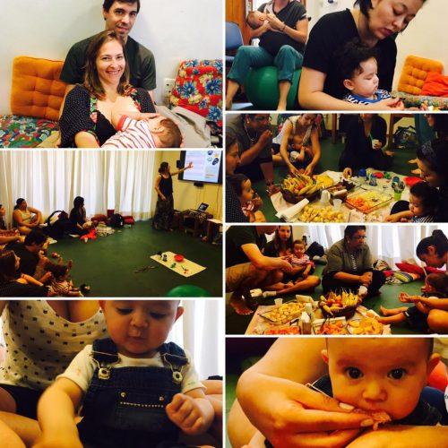 Introdução Alimentar para bebês e suas famílias