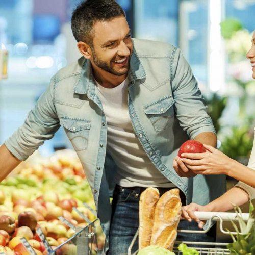 como escolher os alimentos
