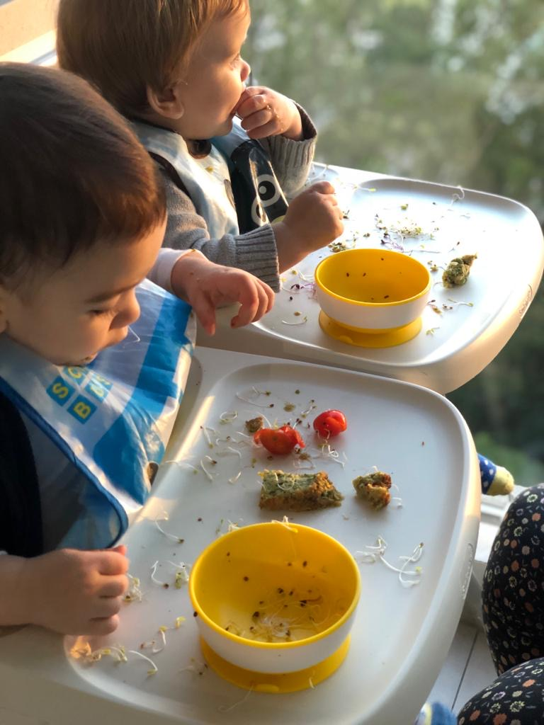 Dúvidas na alimentação de bebês a partir de 1 ano